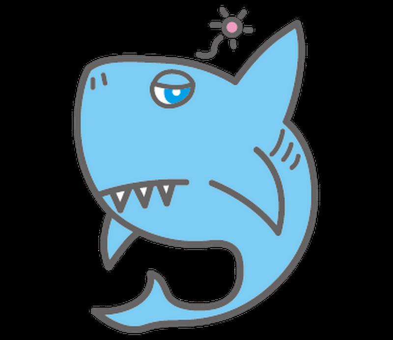ねぼけザメ
