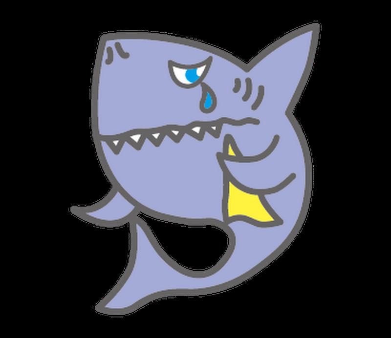 さみしいサメ