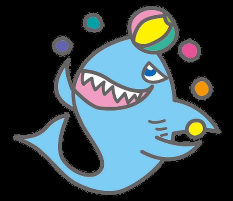 サメのショー